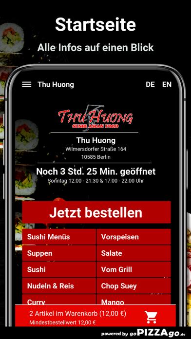 Thu Huong Berlin screenshot 2