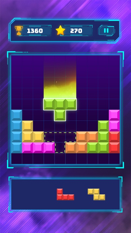 Brick Block Puzzle Classic screenshot-3