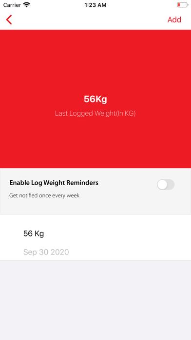 Alert Gym screenshot 1