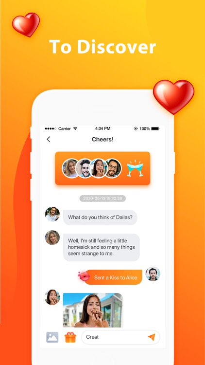 Beshy Video Chat: Live Chat screenshot-3