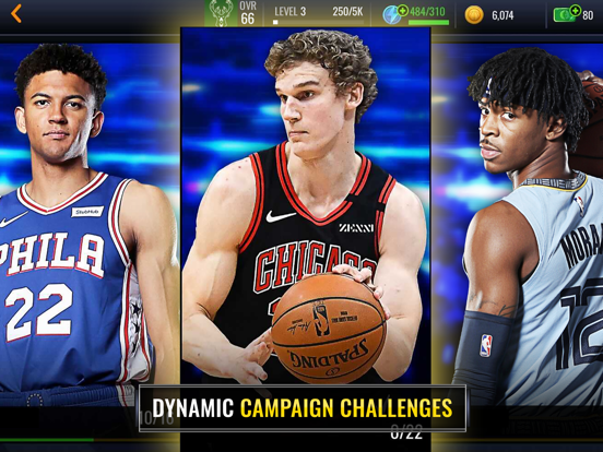 NBA LIVE Mobile screenshot
