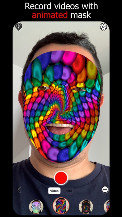 Masketor Face Mask Maker App screenshot 2