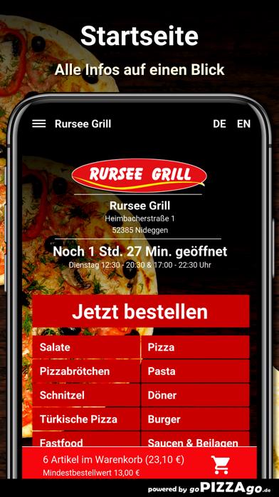 Rursee Grill Nideggen screenshot 2