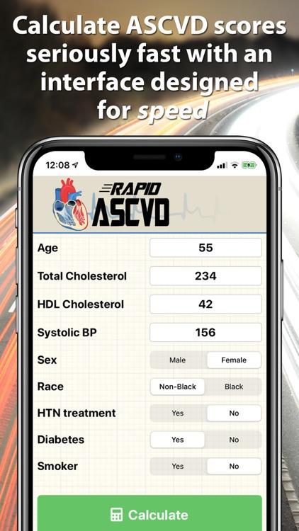 RapidASCVD: ASCVD Risk Calc