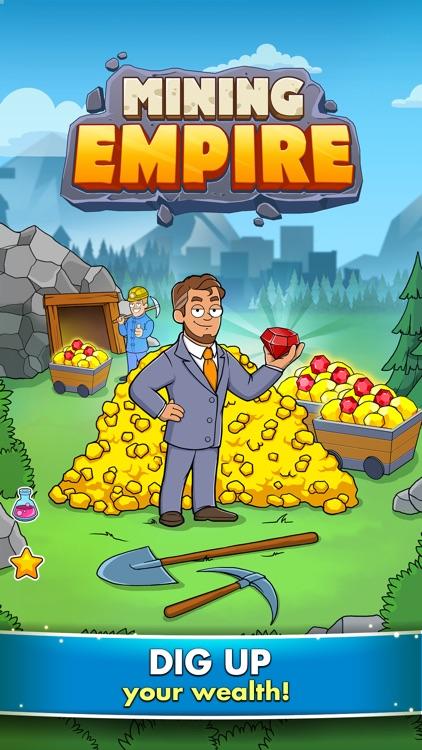 Mining Empire - Idle Tycoon