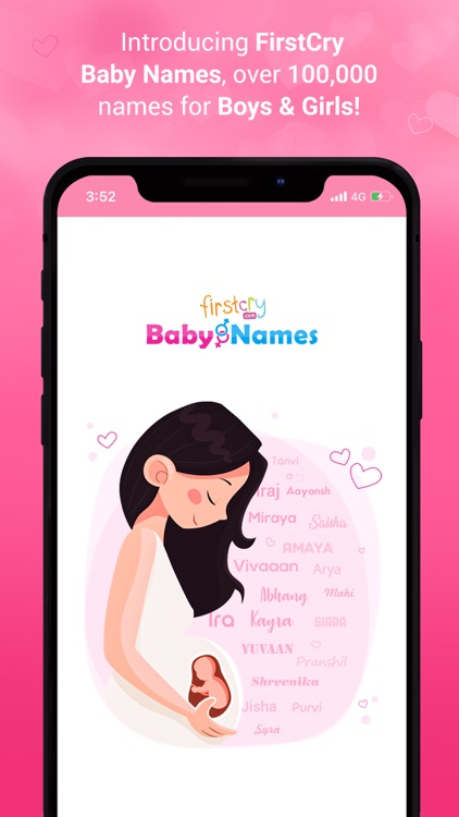 FirstCry Baby Names Finder
