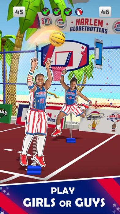 Harlem Globetrotter Basketball screenshot 5