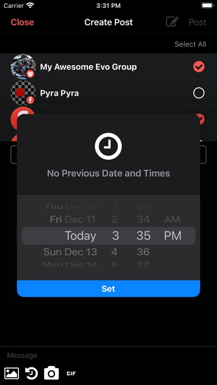 Smart Post: Schedule Media screenshot-3