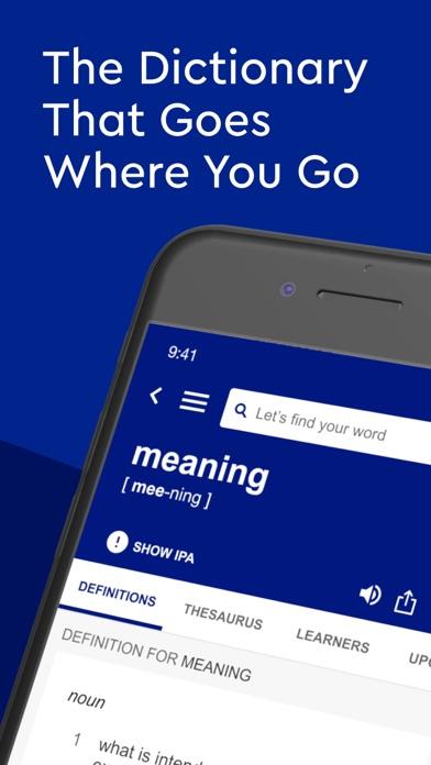 Dictionary.com Pro Englishのおすすめ画像1