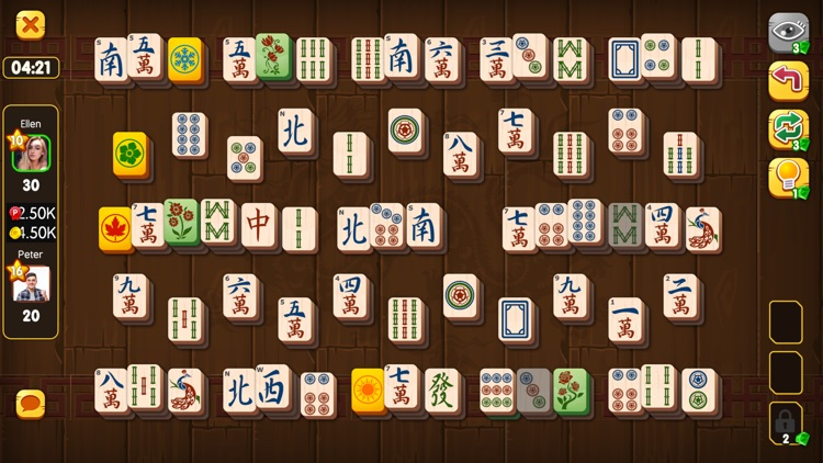 Mahjong Challenge Touch and Go
