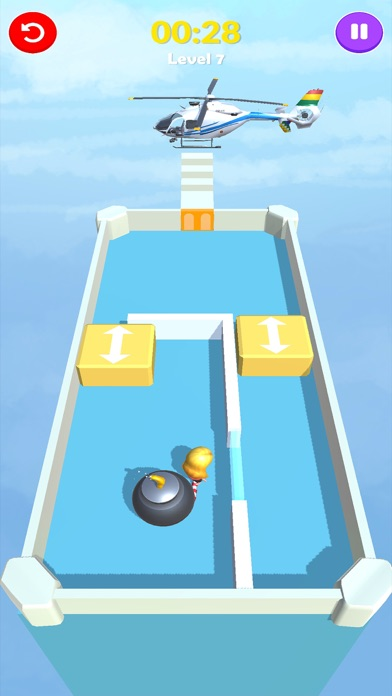 Rope & Bomb screenshot 3