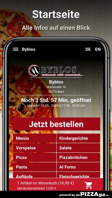 Byblos Marl screenshot 2