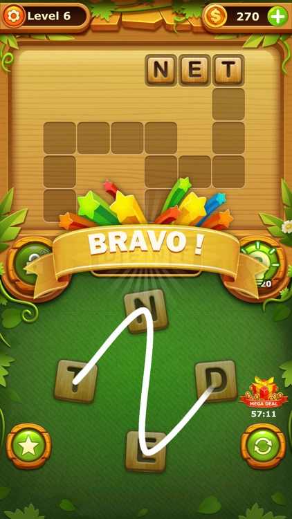 Wordly - Crossy word puzzle screenshot-3
