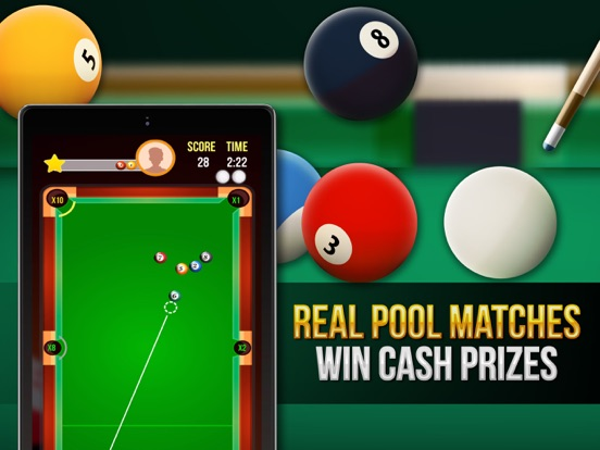 Pool: 8-Ball Cash Tournaments screenshot 7