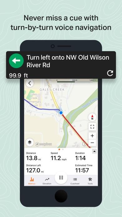 Ride with GPS: Bike Navigationのおすすめ画像2