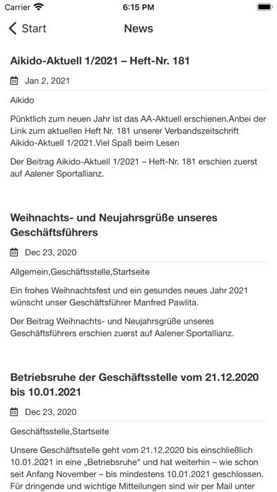 Aalener SportallianzScreenshot von 3