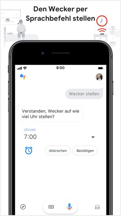 Google AssistantScreenshot von 2