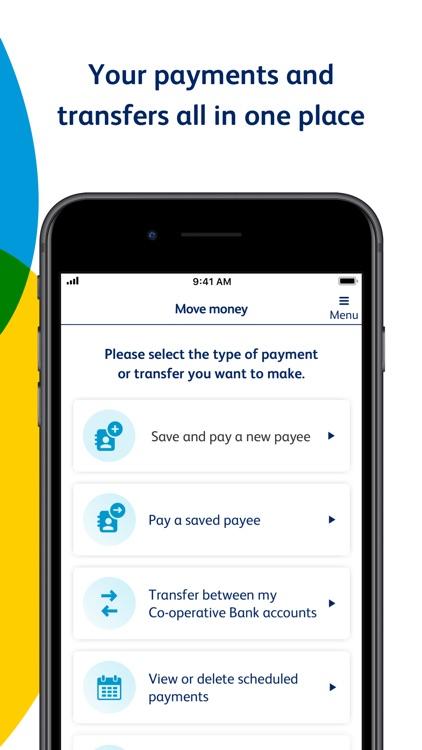 Co-operative Bank screenshot-5