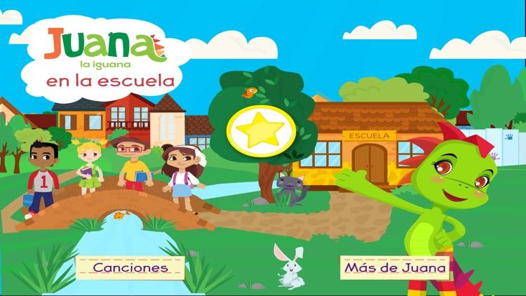 Play & Learn Spanish - School screenshot-0
