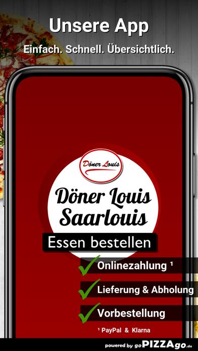 Döner Louis Saarlouis screenshot 1