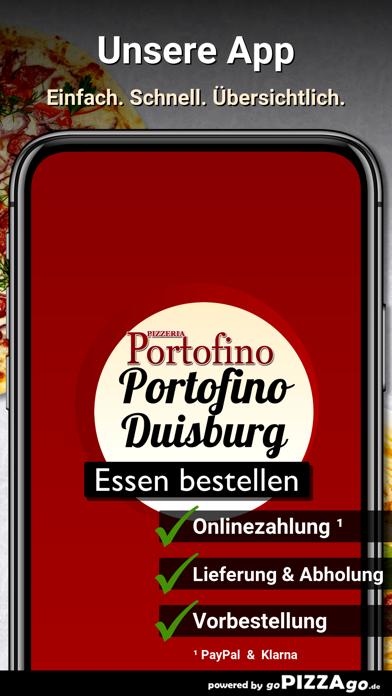 Pizzeria Portofino Duisburg screenshot 1