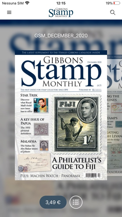 Gibbons Stamp Monthly Magazine