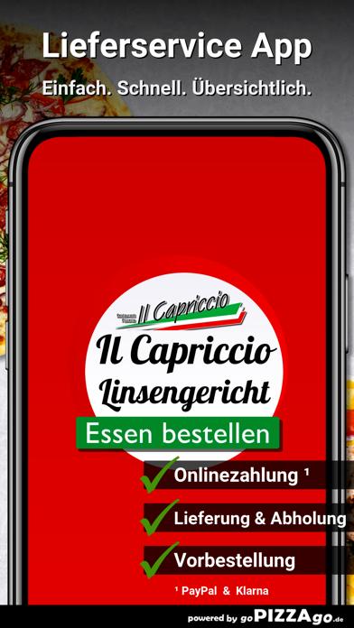 Il Capriccio Linsengericht screenshot 1