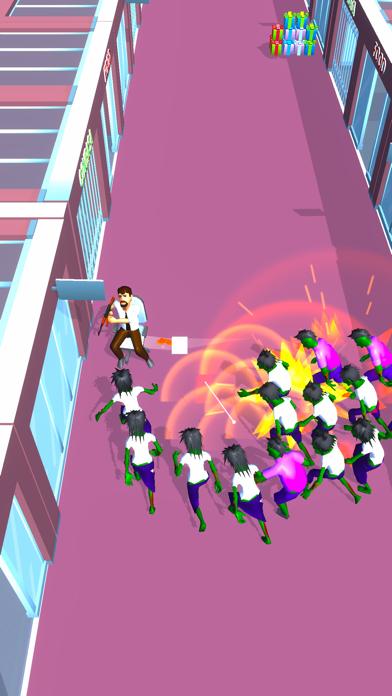 Rocket Runner 3D screenshot 4