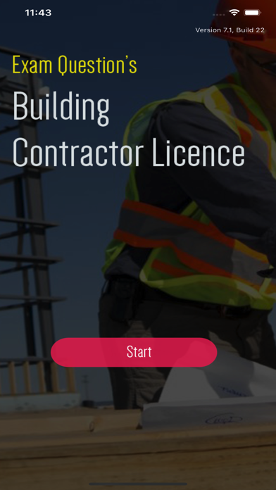 General Contractor Exam screenshot 1