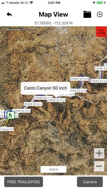 Panguitch ATV OHV Trails screenshot-3