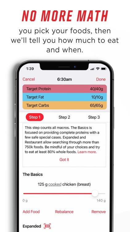 RP Diet Coach screenshot-3