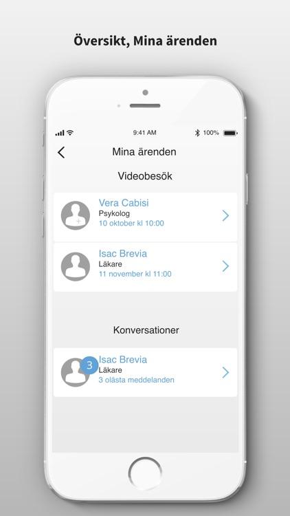 Vårdcentralen Halland screenshot-4