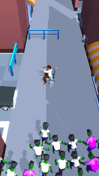 Rocket Runner 3D screenshot 5