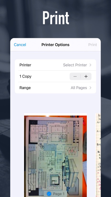 Halo PDF (Make PDF documents) screenshot-6