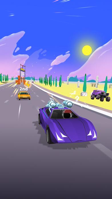 Timeshift Race screenshot 5