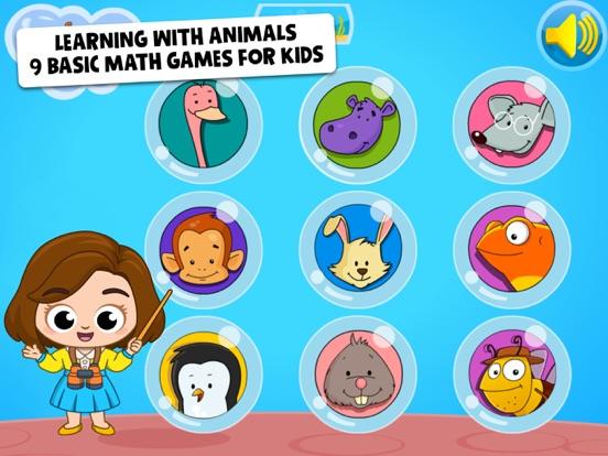 Baby Town: Preschool Math Zoo screenshot 6