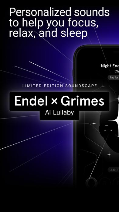 Endel: Focus, Sleep, Relax Screenshot