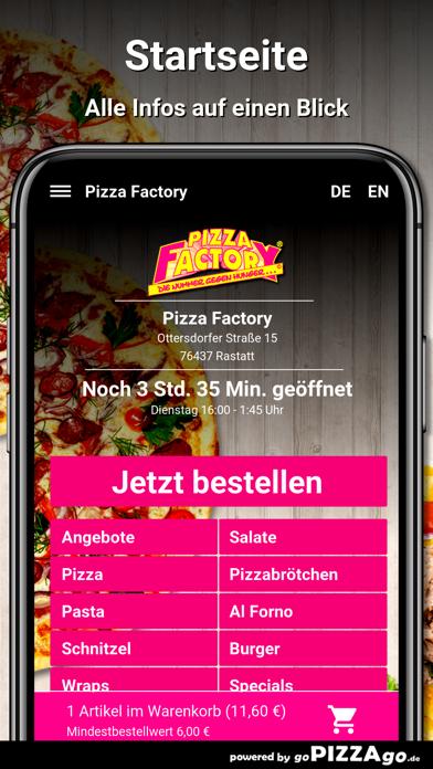 Factory Rastatt screenshot 1