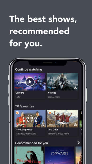 netgem.tv: live & on-demand TV screenshot one