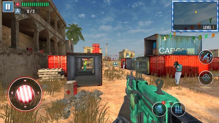 Gun Shooting Game screenshot-3