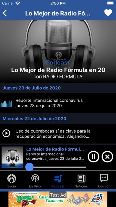 点击获取Grupo Fórmula