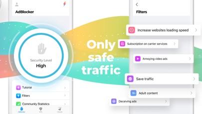 Thunderbolt VPN & Cleaner Screenshot