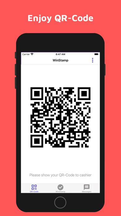WinStamp - بطاقة ولاءلقطة شاشة4