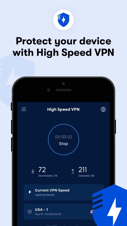 High Speed VPN - Fast & Secure