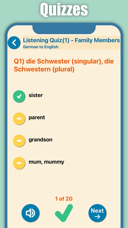 Quick and Easy German Lessons screenshot-6