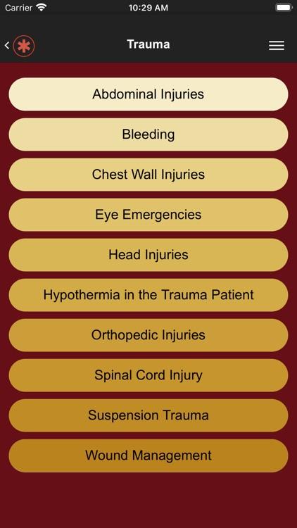 Wilderness Medicine Reference screenshot-3