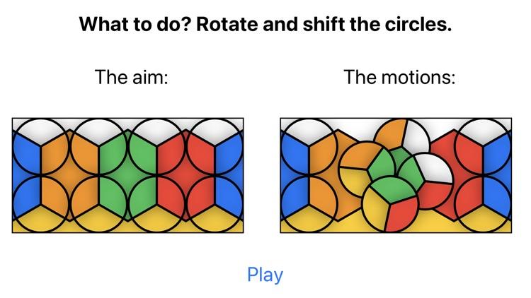 Lateral Cube-Like Rubik's Cube screenshot-6