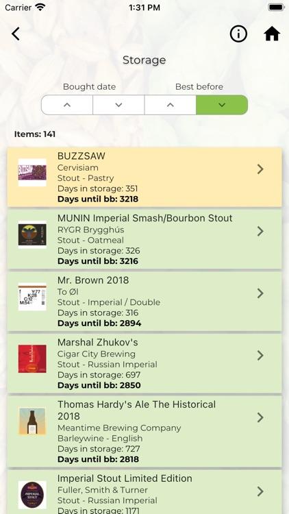 Beers Of Mine screenshot-6