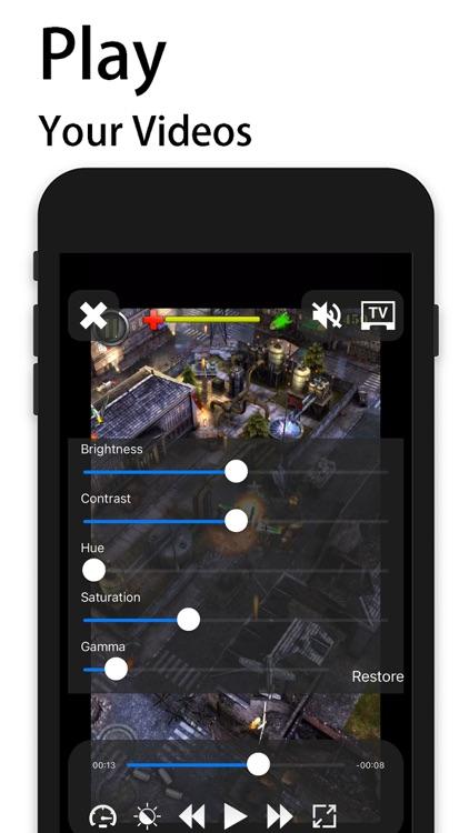 Secret Video Vault-Fast Player screenshot-4