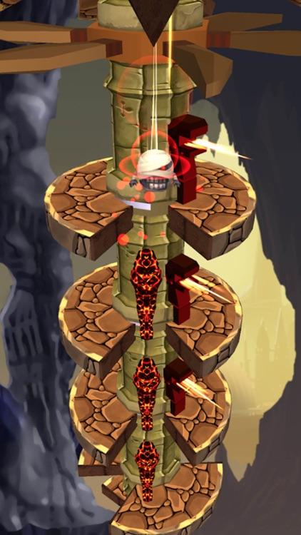 Helix Temple Jump screenshot-5